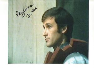 Ray Lonnen from Doctor Who